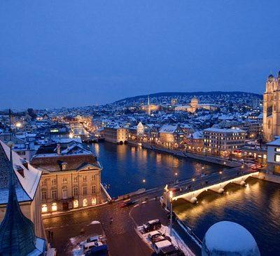 chứng minh tài chính du lịch Thuỵ Sĩ