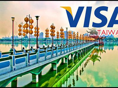 chứng minh tài chính du lịch Đài Loan