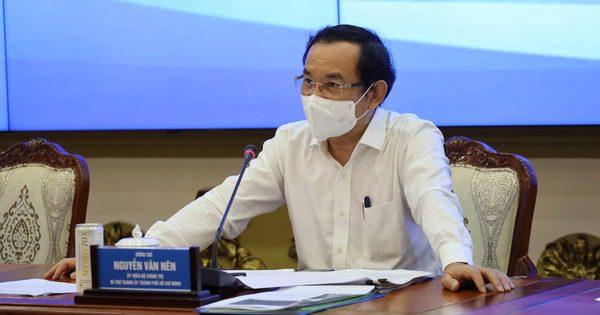 Bí thư thành ủy TPHCM