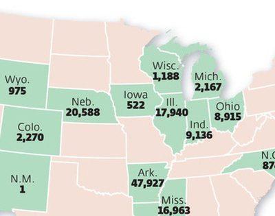 Bill Gates sở hữu đất nông nghiệp nhiều nhất nước Mỹ