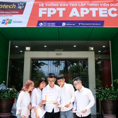 Học bổng FPT APTECH